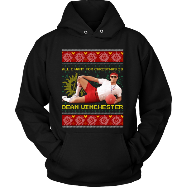 BG Supernatural UGLY Christmas Sweater - T-shirt - Supernatural-Sickness - 11