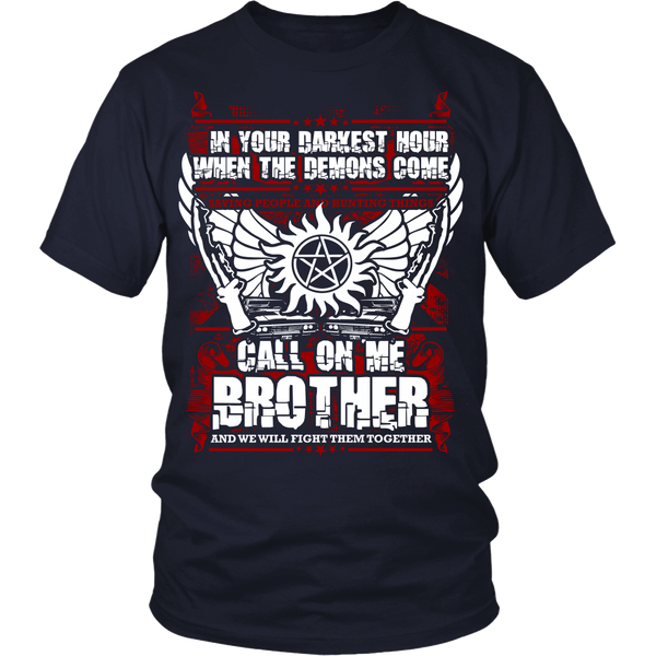 Call On Me Brother - Apparel