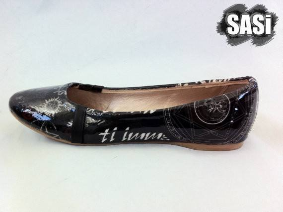 Supernatural Winchester Shoes - Shoes - Supernatural-Sickness - 3