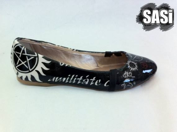 Supernatural Winchester Shoes - Shoes - Supernatural-Sickness - 5