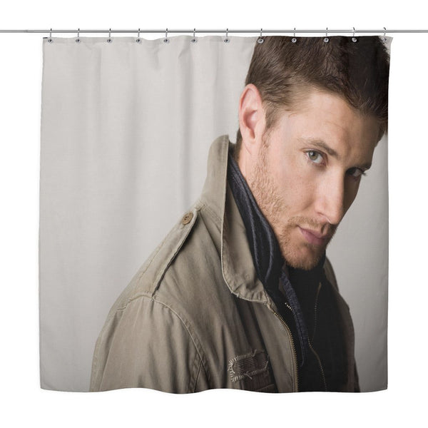 Dean Winchester Shower Curtain - Shower Curtains - Supernatural-Sickness - 2