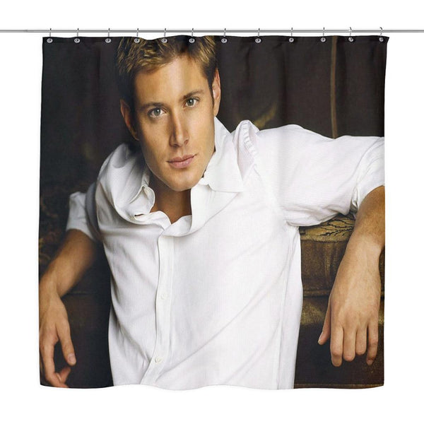 Dean Winchester Shower Curtain - Shower Curtains - Supernatural-Sickness - 3
