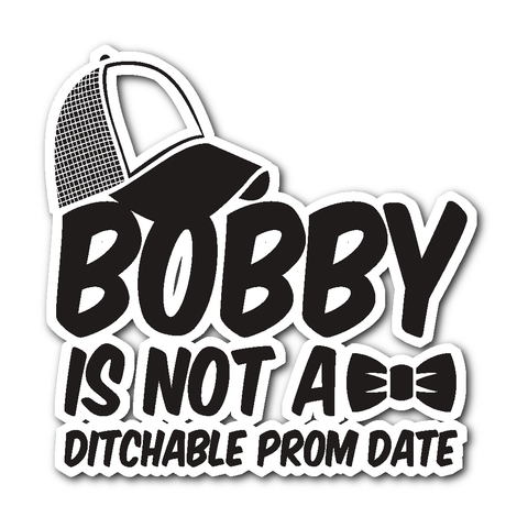 Bobby Is Not - Sticker - Stickers - Supernatural-Sickness