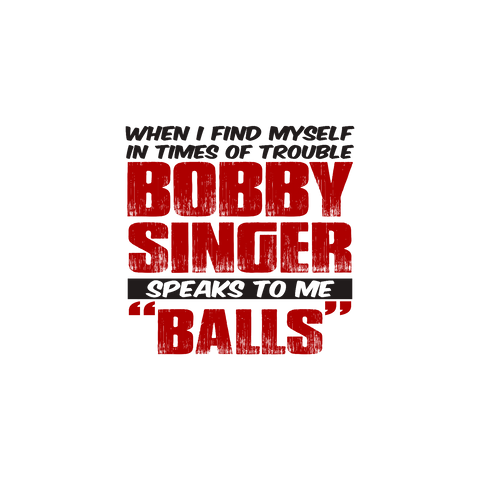 Bobby Singer - Sticker - Stickers - Supernatural-Sickness