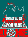 There'll Be Peace When You Are Done - Sticker - Stickers - Supernatural-Sickness - 3