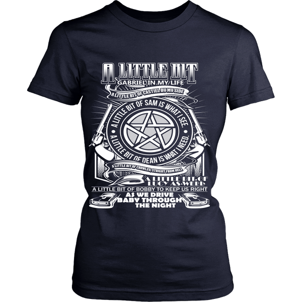 A Little Bit OF! - Apparel - T-shirt - Supernatural-Sickness - 11