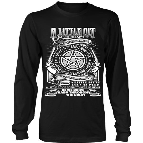 A Little Bit OF! - Apparel - T-shirt - Supernatural-Sickness - 6