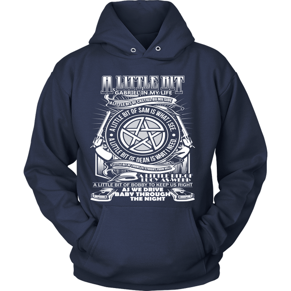 A Little Bit OF! - Apparel - T-shirt - Supernatural-Sickness - 8
