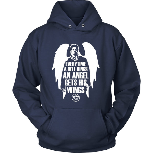 An Angel Gets His Wings - T-shirt - Supernatural-Sickness - 9