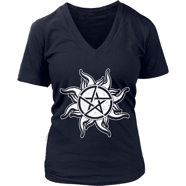 Anti Possession - Apparel - T-shirt - Supernatural-Sickness - 12