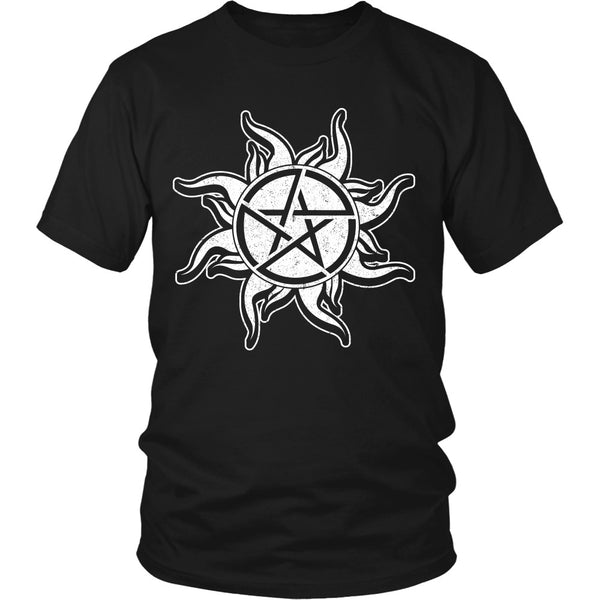 Anti Possession - Apparel - T-shirt - Supernatural-Sickness - 1