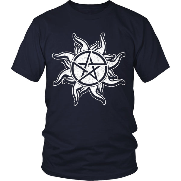 Anti Possession - Apparel - T-shirt - Supernatural-Sickness - 3
