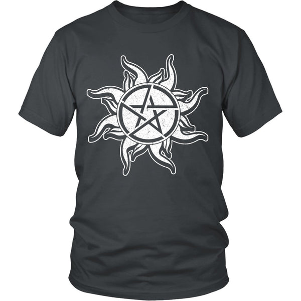 Anti Possession - Apparel - T-shirt - Supernatural-Sickness - 4
