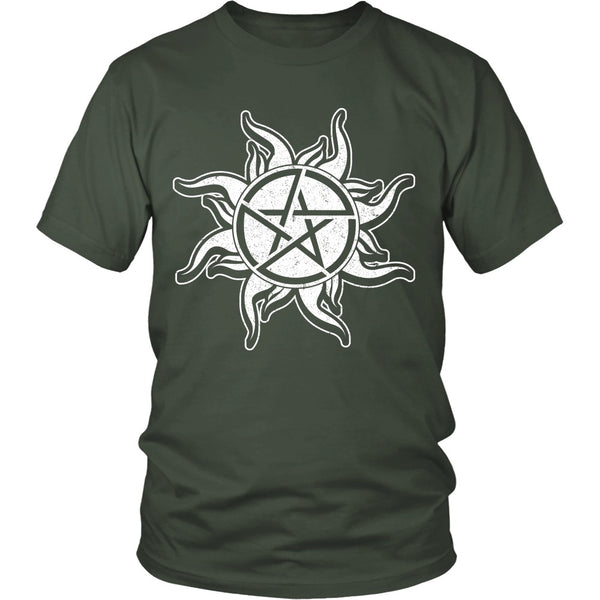 Anti Possession - Apparel - T-shirt - Supernatural-Sickness - 5
