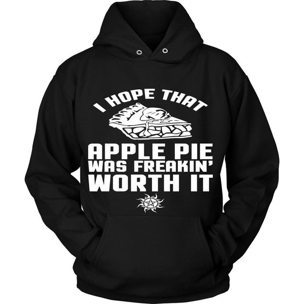 Apple Pie - Apparel - T-shirt - Supernatural-Sickness - 8