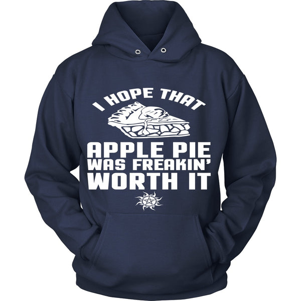 Apple Pie - Apparel - T-shirt - Supernatural-Sickness - 9