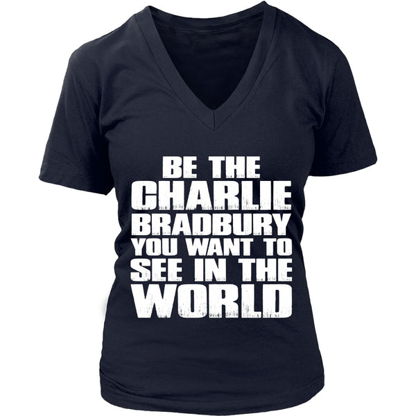 Be the Charlie - Apparel - T-shirt - Supernatural-Sickness - 12
