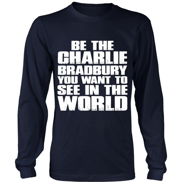 Be the Charlie - Apparel - T-shirt - Supernatural-Sickness - 6