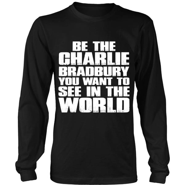 Be the Charlie - Apparel - T-shirt - Supernatural-Sickness - 7