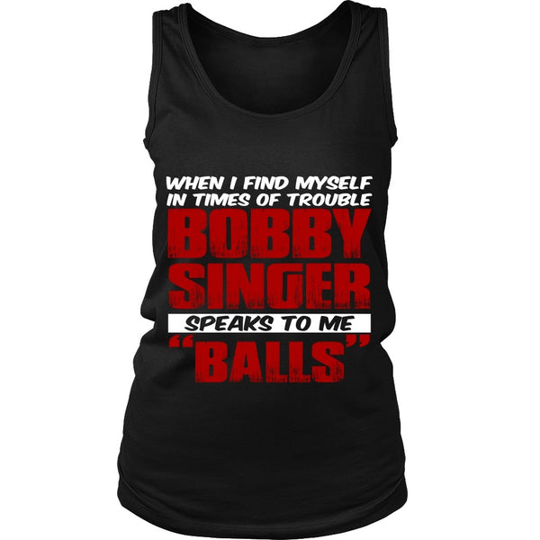Bobby Singer - Apparel - T-shirt - Supernatural-Sickness - 10