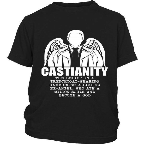 Castianity - Apparel - T-shirt - Supernatural-Sickness - 13