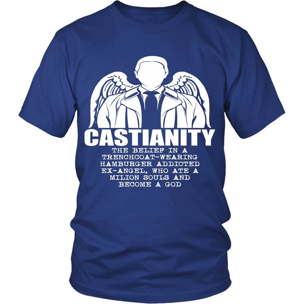Castianity - Apparel - T-shirt - Supernatural-Sickness - 2