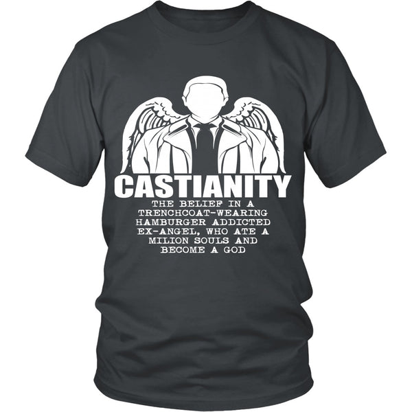 Castianity - Apparel - T-shirt - Supernatural-Sickness - 4