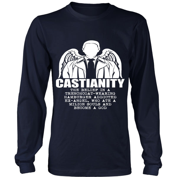 Castianity - Apparel - T-shirt - Supernatural-Sickness - 6