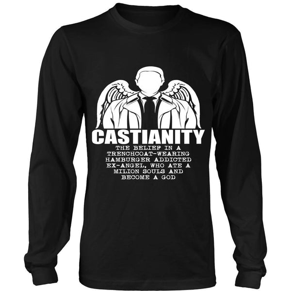 Castianity - Apparel - T-shirt - Supernatural-Sickness - 7