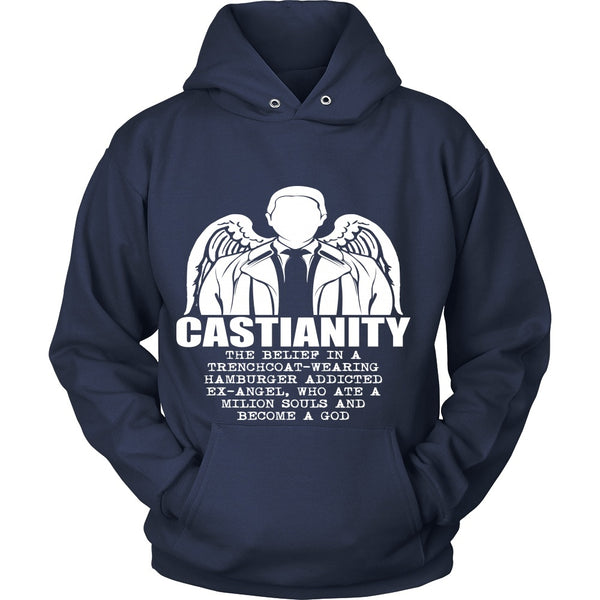 Castianity - Apparel - T-shirt - Supernatural-Sickness - 9