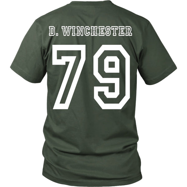 D. Winchester - Apparel - T-shirt - Supernatural-Sickness - 10