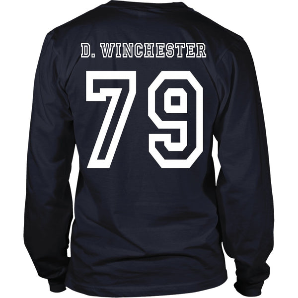 D. Winchester - Apparel - T-shirt - Supernatural-Sickness - 12