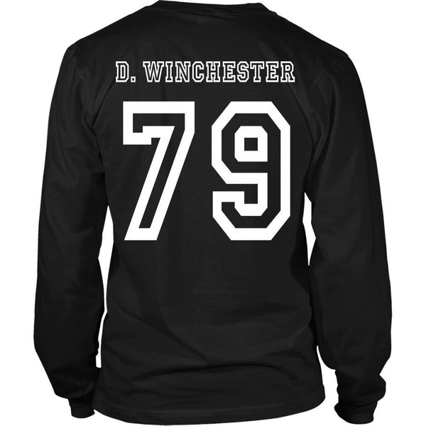 D. Winchester - Apparel - T-shirt - Supernatural-Sickness - 14