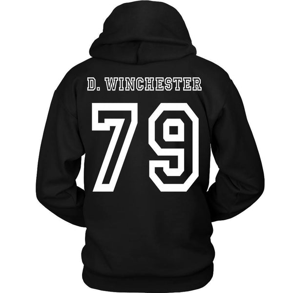 D. Winchester - Apparel - T-shirt - Supernatural-Sickness - 16