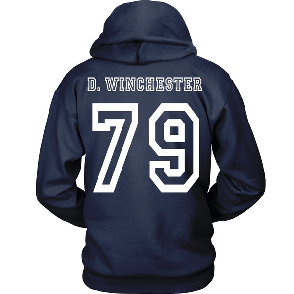 D. Winchester - Apparel - T-shirt - Supernatural-Sickness - 18