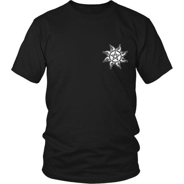D. Winchester - Apparel - T-shirt - Supernatural-Sickness - 1