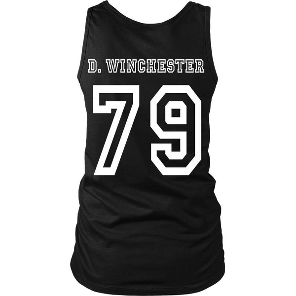 D. Winchester - Apparel - T-shirt - Supernatural-Sickness - 20
