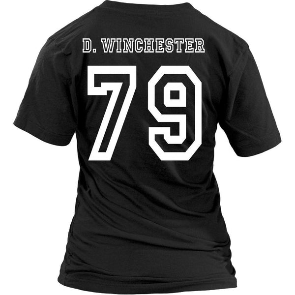 D. Winchester - Apparel - T-shirt - Supernatural-Sickness - 24