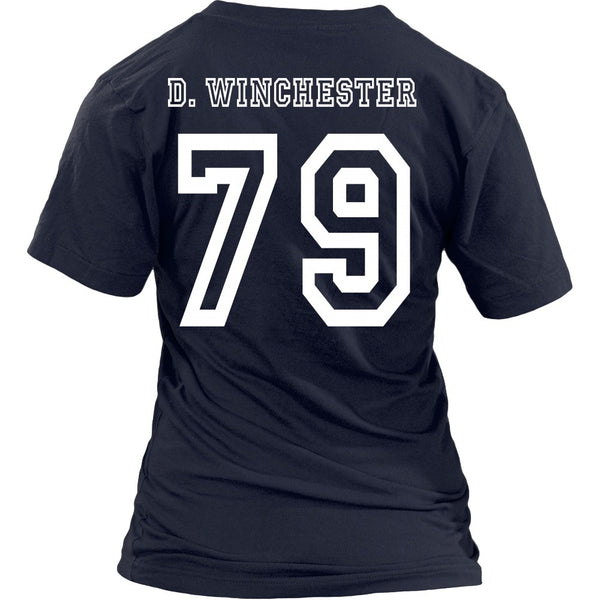 D. Winchester - Apparel - T-shirt - Supernatural-Sickness - 26
