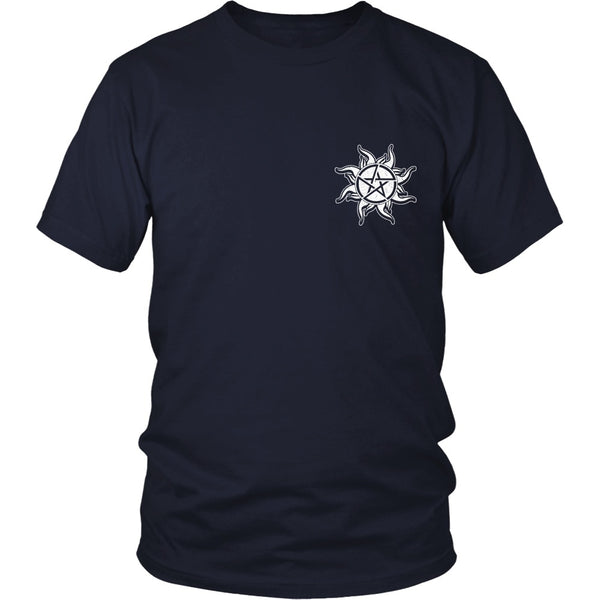 D. Winchester - Apparel - T-shirt - Supernatural-Sickness - 2