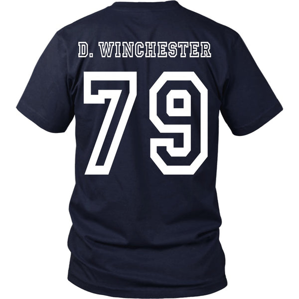 D. Winchester - Apparel - T-shirt - Supernatural-Sickness - 5
