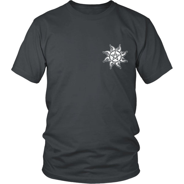 D. Winchester - Apparel - T-shirt - Supernatural-Sickness - 6