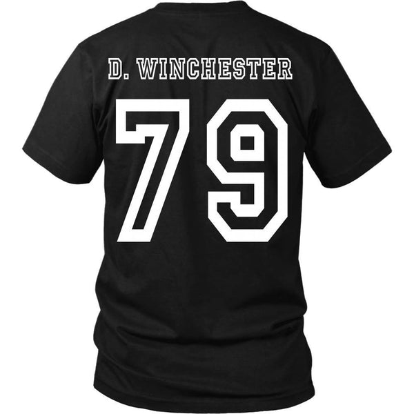 D. Winchester - Apparel - T-shirt - Supernatural-Sickness - 8