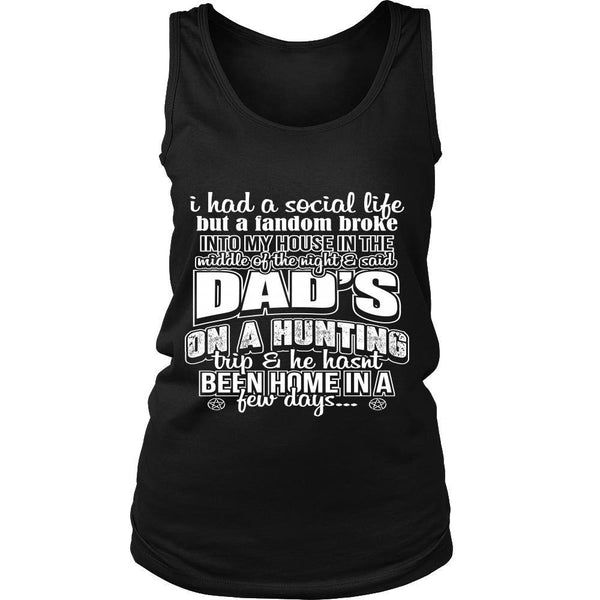 Dads on a hunting - Apparel - T-shirt - Supernatural-Sickness - 10