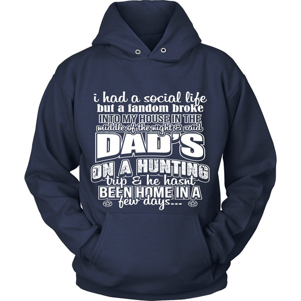 Dads on a hunting - Apparel - T-shirt - Supernatural-Sickness - 9
