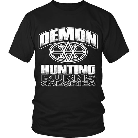 Demon Hunting - Apparel - T-shirt - Supernatural-Sickness - 1