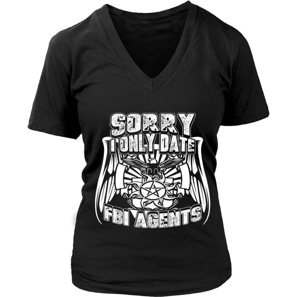 FBI Agents - Apparel - T-shirt - Supernatural-Sickness - 11
