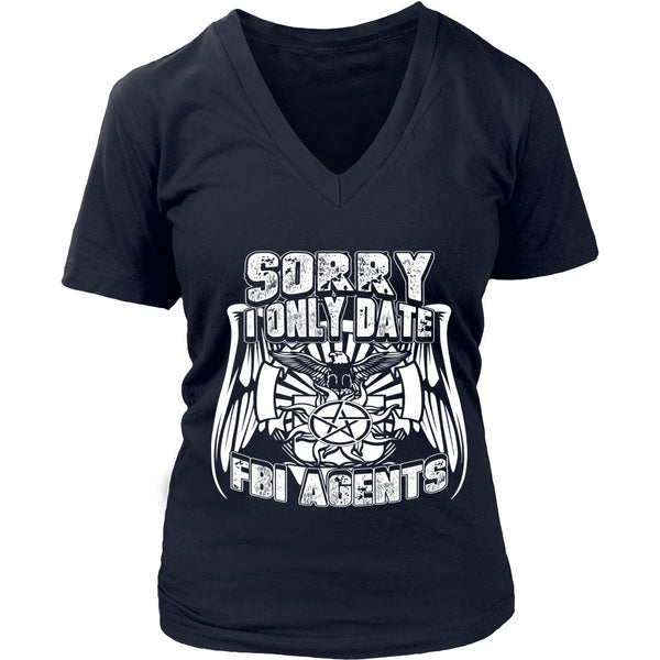 FBI Agents - Apparel - T-shirt - Supernatural-Sickness - 12