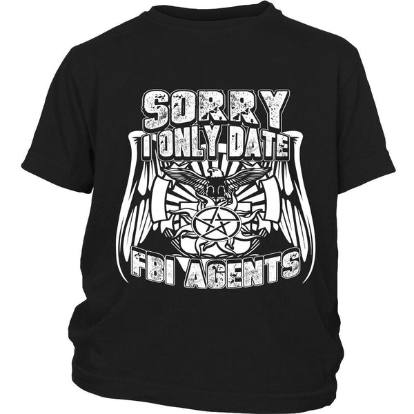 FBI Agents - Apparel - T-shirt - Supernatural-Sickness - 13