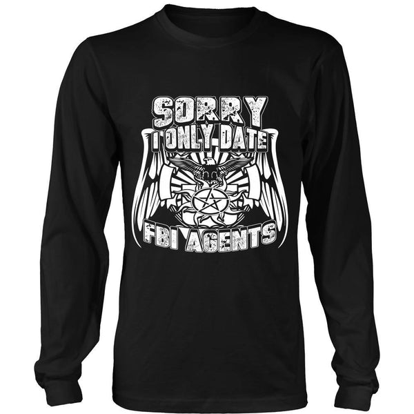 FBI Agents - Apparel - T-shirt - Supernatural-Sickness - 7